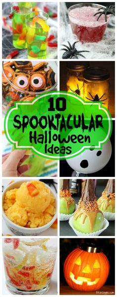 Halloween Party Food Ideas That Are Easy And Fun Halloween parties - halloween party treats ideas