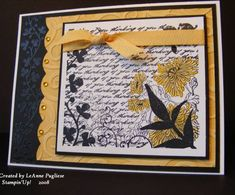 TLC160, Fresh Cuts by LeAnne Pugliese - Cards and Paper Crafts at Splitcoaststampers