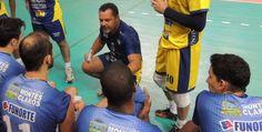 SUPER VÔLEI RS: Técnico Marcelinho Ramos terá um baita time na Sup...