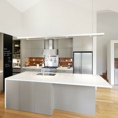 Kitchen Design by Dean Welsh