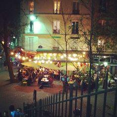 L'été en pente douce - Montmartre