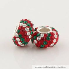 http://www.cheappandoracharmsshop.co.uk/discounted-pandora-silver-crystal-red-white-green-beads-charms-outlet.html#  Cost-Effective Pandora Silver Crystal Red White Green Beads Charms Worldsales