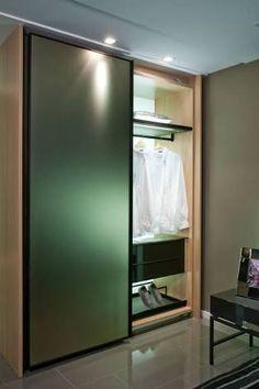 Resultado de imagem para portas closet acrílico