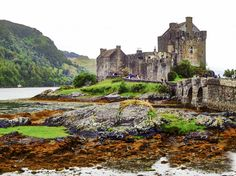 Eilean Donan Castle: Where his story meets yours. Treat for the soul, treasure for the historian, checkpoint for the tourist and for the nature lover!