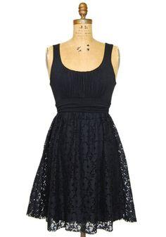 Little Black Dress! Every girl/women/lady needs one!