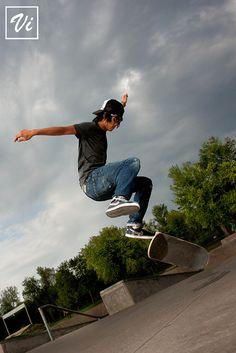 Skateboarding - www.VinsonImages.com