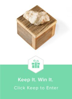 Win a MUCH cuter way to #organize your jewelry, from @thestyleline @MJMjewelry, & @keep! #echoecostyle #keepitwinit