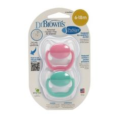 Not all parents want to use a pacifier, but if you do keep in mind that each baby finds their own favorite. A few brands, like Dr Brown and Nuk, make pacifiers which are supposed to be healthier for baby. You will have to figure out what your baby likes best if you decide to use a pacifier, put a few different kinds on your registry.