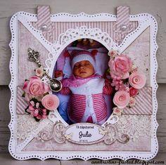 Ann Kristins fristed - dåpskort