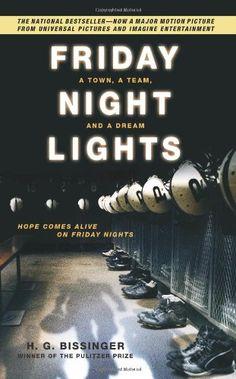 Bestseller Books Online Friday Night Lights Mass Market TV Tie-in H. G. Bissinger $7.99  - http://www.ebooknetworking.net/books_detail-030681529X.html