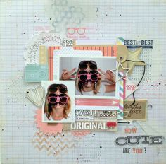 Playing around with sunglasses :-) Layouts, Polaroid Film, Scrapbooking, Sunglasses, The Originals, Face, The Face, Sunnies, Shades