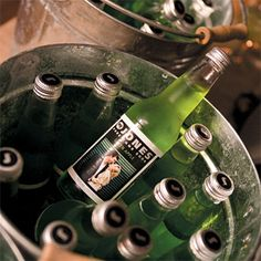 Did you know you can personalize your own bottles of #JonesSoda for your wedding? How about this lovely green apple flavor? #TribeBride #WMalumni