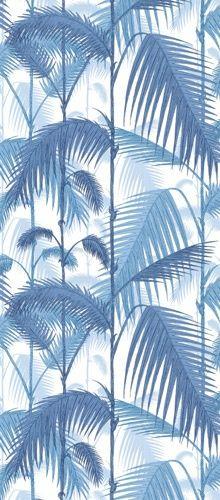 papel pared jungla  Cole and Son - Palm Jungle #Wallpaper| http://wallpaperelsie.blogspot.com
