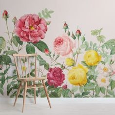 Paradise Wallpaper, Forest Wallpaper, Butterfly Wallpaper, Flower Wallpaper, Wallpaper Murals, Large Floral Wallpaper, Vintage Floral Wallpapers, Modern Wallpaper, Feature Wall Design