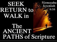 Renewed Minds to Pure Hearts, serving Father Yahuah (YHUH), [through Messiah Yahusha] in Spirit and Truth Jeremiah 6, Black Hebrew Israelites, Messianic Judaism, Spirit Of Truth, Set Apart, Old And New Testament, Bible Knowledge, The Son Of Man, Bible Truth