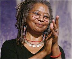 """""""I think it pisses God off if you walk by the color purple in a field somewhere and don't notice it."""" ― Alice Walker, The Color Purple Alice Walker, Native American Children, African Children, Beautiful People, Beautiful Women, Christian Kids, Aging Gracefully, Human Rights, Black History"""
