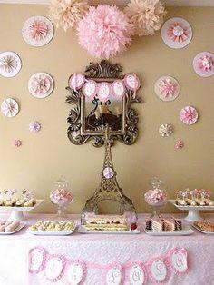 But then again.... I love the Paris - Bakery idea...