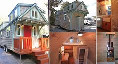 Small-Space Bungalow on Wheels
