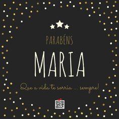Parabéns Maria