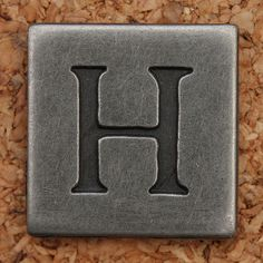"The letter ""H"""