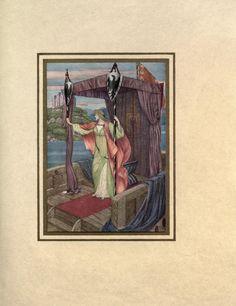The golden legend - ill. Sidney H, Meteyard