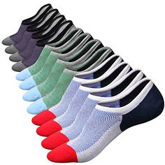 Mens Athletic Low Cut Ankle Sock Seals And Whales Short Lightweight Sock