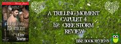 BIKE BOOK REVIEWS!!: A TRILLING MOMENT REVIEW!