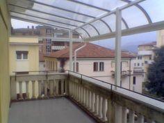 veranda in alluminio   terrazzo copertura   Pinterest   Veranda ...