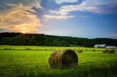 Ohio landscape, USA