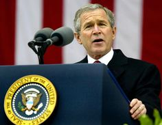 Bush's lowest ranking is in international relations. His most controversial decision was the 2003 invasion of Iraq based on the belief that Iraqi President Saddam Hussein posed a threat to the U. List Of Presidents, Black Presidents, American Presidents, African Countries, Countries Of The World, Iraqi President, Warren G, Harry Truman, First Black President