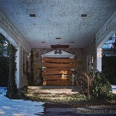 Shawnee Resort Lancaster PA  Visit my Abandoned America website for more   by abandoned_america