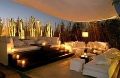 Loved this plce in Marrakech - restaurant/lounge/bar/club with great vibe!