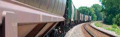 Schweiger Transporte: Logistik / Bahn