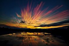 Time-lapse: clouds in the sky