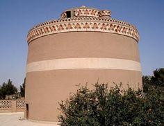 Pigeon Tower ( Meybod ) http://www.iranparadise.com/en/gallerygroup/gallery/28