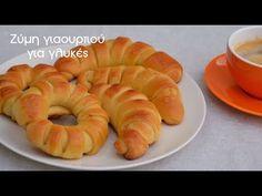 Ζύμη γιαουρτιού για πολλές εφαρμογές - cretangastronomy.gr - YouTube Happy Foods, Desert Recipes, Bread Recipes, Food And Drink, Peach, Yummy Food, Sweets, Fruit, Vegetables
