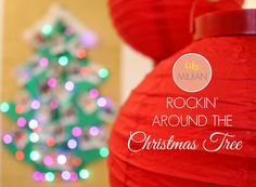 ROCKIN' AROUND THE CHRISTMAS TREE (  VIDEO)
