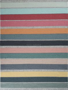 Dywan Shelbie Multi - Linie Design - chodnik - kolorowy w pasy - Elementy dekoracji i aranżacji - Vellahome.pl