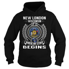 New London, Wisconsin Its Where My Story Begins
