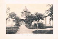 Ostseebad Schwarzort Luisenbad kurische Nehrung Kr Memel Ostpreussen