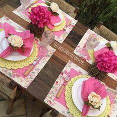 """""""Amamos essa paleta de cores da mesa Mariângela!  Contato:entrenos.aqui@gmail.com WhatsApp (24)988291514."""""""