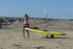 Mirage Eclipse | Hobie Mirage Eclipse, la primera tabla de SUP a pedales - Nautica ...