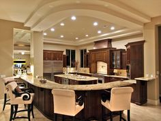 1732 Tangiers Drive SOLD - Kitchen 2 - Luxury Las Vegas Ho… | Flickr