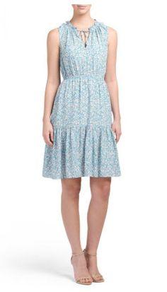 REBECCA TAYLOR Womens Casual Lined Silk Sleeveless Print Province Dress NWT    eBay