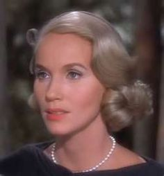 """One of the Hitchcock Blonds......Eva Marie Saint. """"North By Northwest""""..from Newark, NJ"""