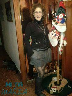 Mi tia María: La Mari costurera: Pantalón corto con patrones de BURDA Style - DIY