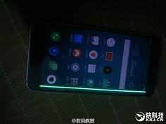 Mola: El CEO de Meizu confirma la existencia de un telefono con pantalla curvada