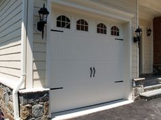 Fill the largest opening in your home with a Wayne Dalton premium insulated focal point. Visit Showroom Partners online for building products for the interior and exterior of your home. Wayne Dalton Garage Doors, Garage Door Makeover, Pergolas For Sale, Garage Door Design, Covered Pergola, House Front, Ground Floor, Interior And Exterior, Sweet Home