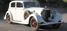 Rolls Royce 25 30 HP