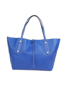 7baee90872 Persian Blue Small Isabella Tote by Annabel Ingall Persian Blue